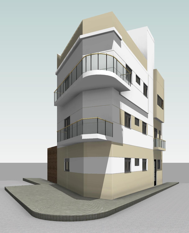 Estupenda promoción de edificio de 5 viviendas muy cerca del mar